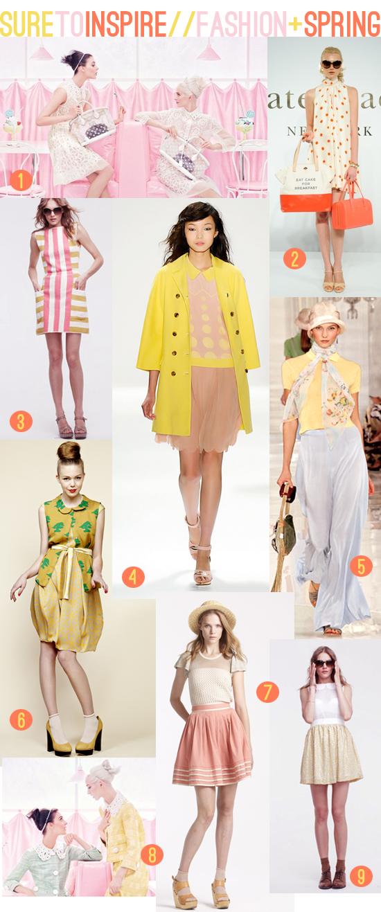 spring 2012 fashion