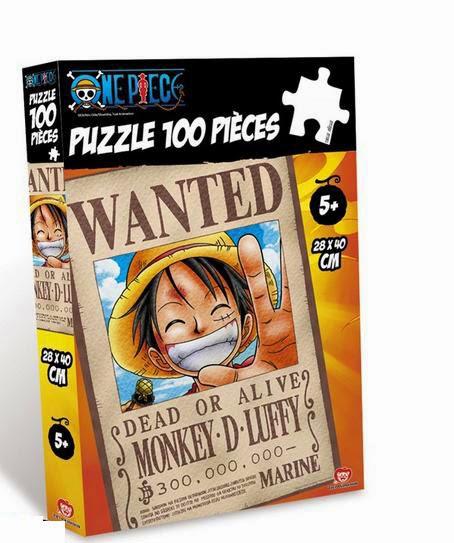 Puzzle de One Piece