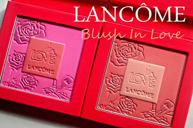 Lancome In Love Spring 2013 Blush In Love - Review, Photos & Swatches