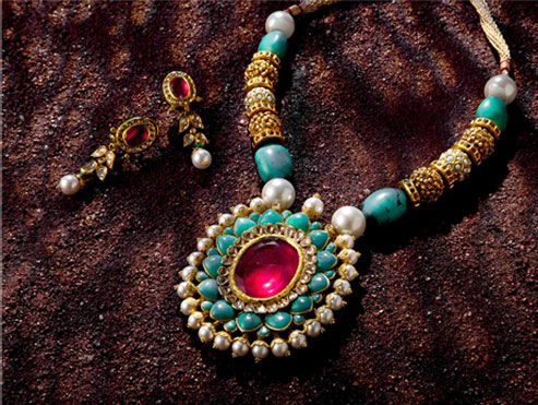 Exclusive antique jewellery collections m p swarna mahal for Indian jewelry store richmond va