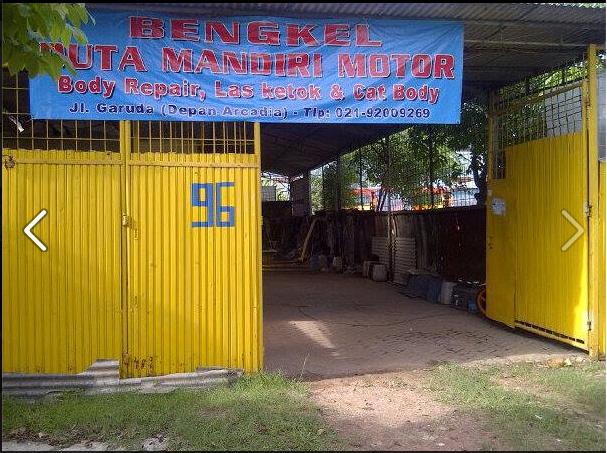 Bengkel Tangerang