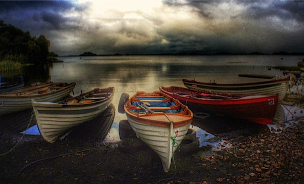 Lough Corrib © Paul Moore