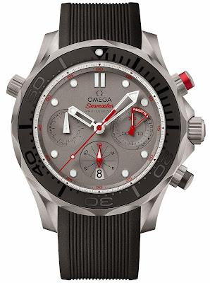 Omega Seamaster Diver 300M ETNZ replica watch