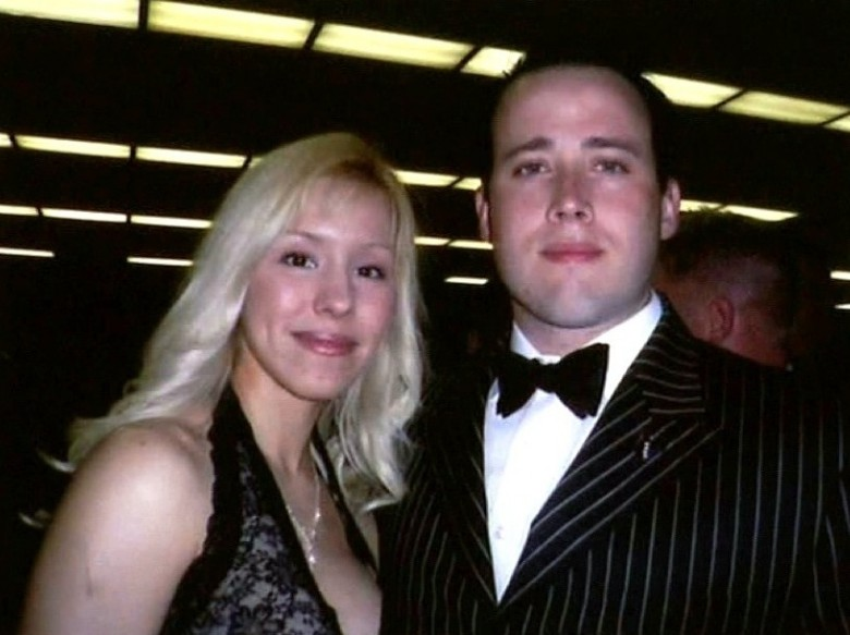Jodi Arias and Travis Alexander when they first met in November 2006