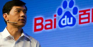 Robin Li, CEO Baidu