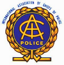 International Association of Chiefs of Police logo.