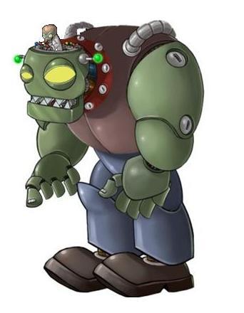 Plants Vs Zombies Doctor Zomboss
