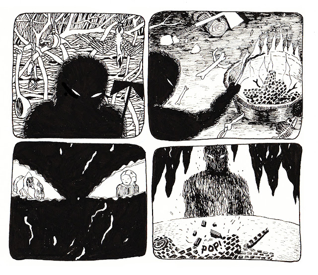 embers stoke axe fire pit