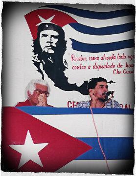 ATUAÇÃO EM SOLIDARIEDADE À CUBA