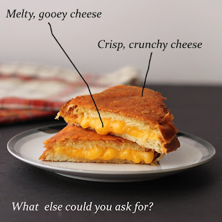 Cookistry: Herbivoracious-Inspired Grilled Cheese