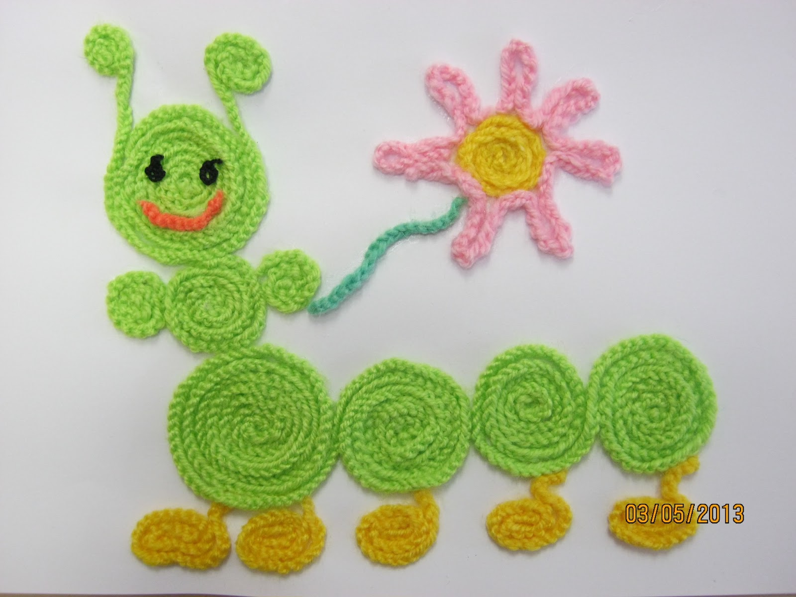 Вязание как сделать для детей 38