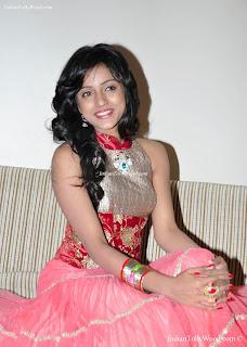 Telugu Actress Vithika Seru Photos