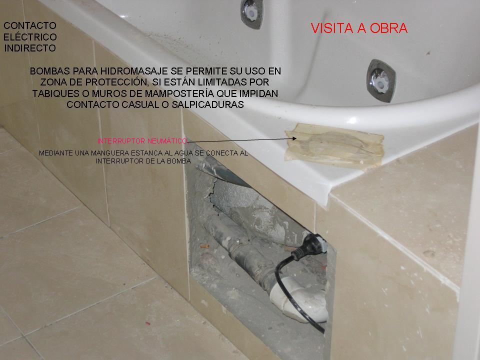 Instalaciones El Ctricas M B T S Hidromasajes