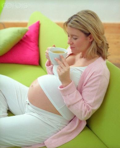 Чай польза для беременных