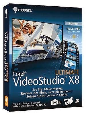 Download Corel VideoStudio Ultimate X8 (x86 e x64)