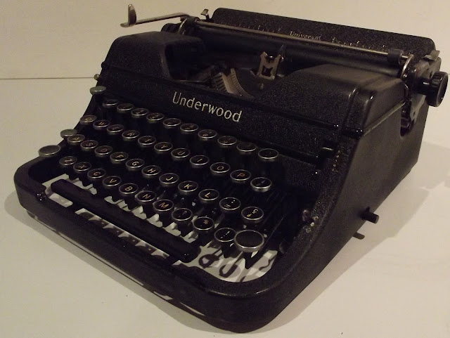 First Ever Typewriter