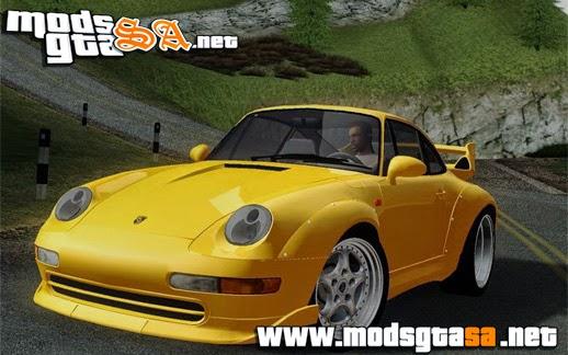 SA - Porsche 911 GT2 (993) 1995