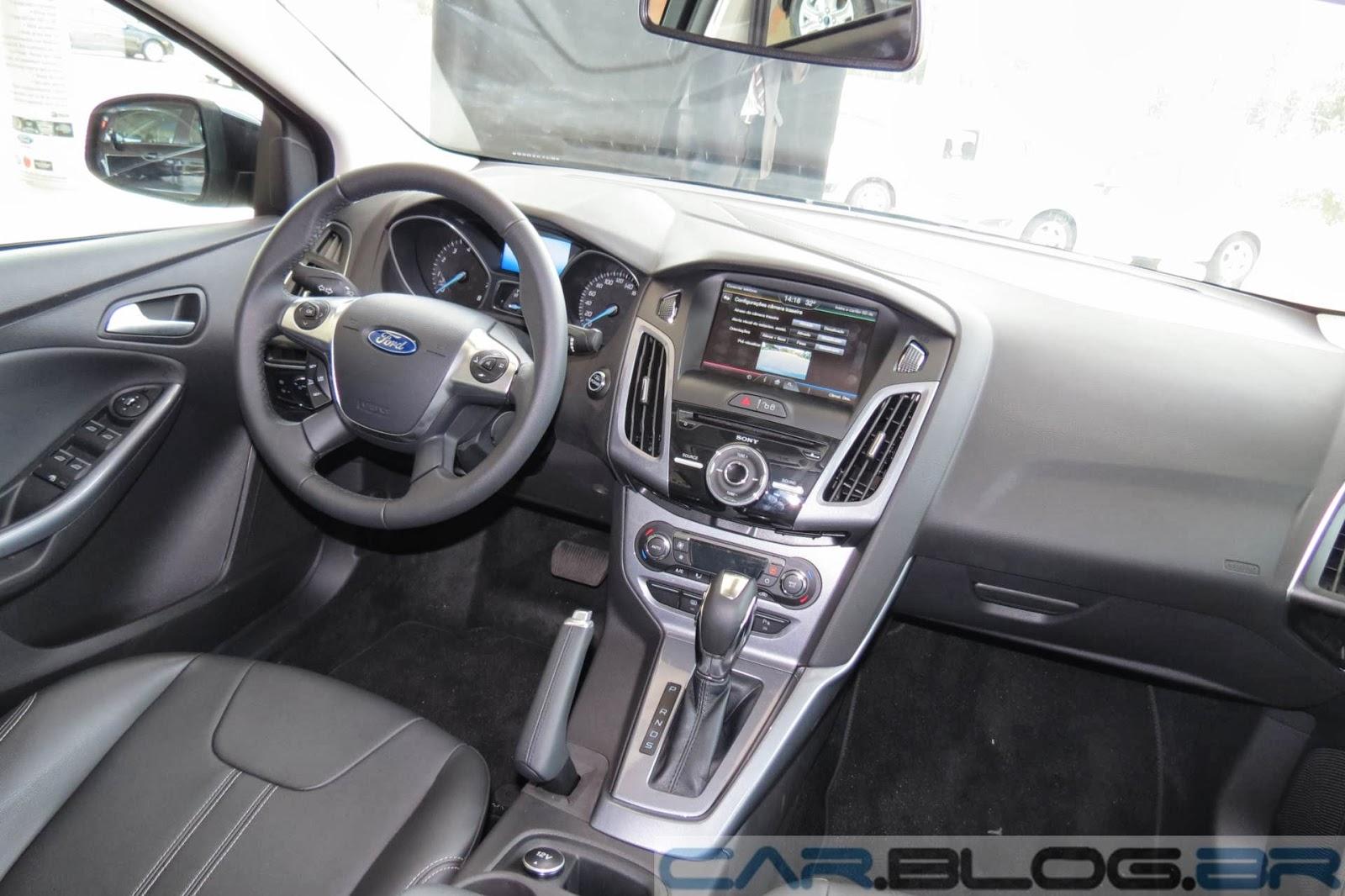 Ford focus sed 2015 titanium