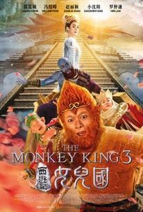 A Lenda do Rei Macaco 3: Reino das Mulheres Legendado Online
