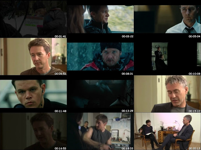 The Bourne Legacy (2012) 480p HDTV 75MB