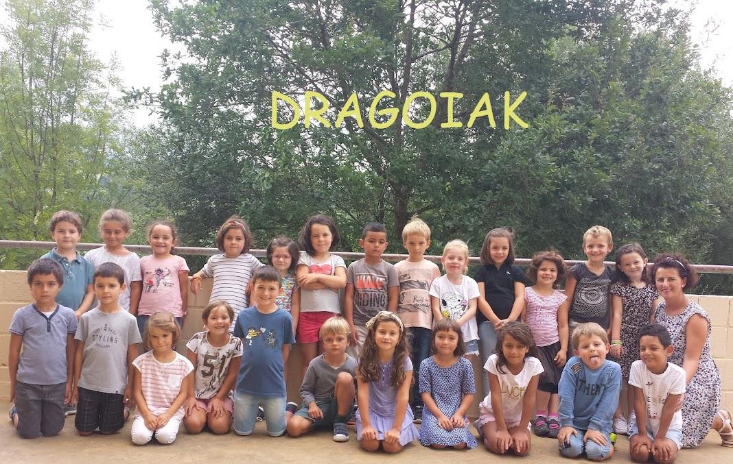 DRAGOIAK  TALDEA