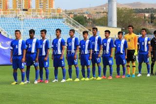 India U-16 0-3 Iran U-16