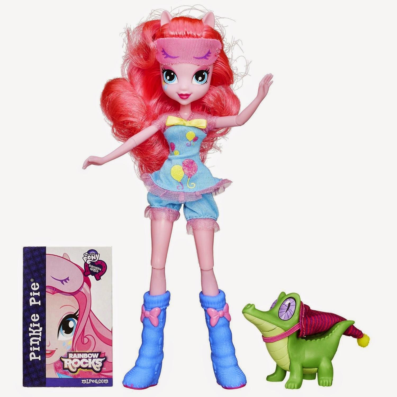 Pinkie Pie and Gummy Snap Equestria Girls Set