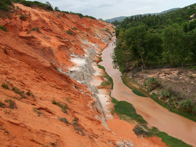 Fairy Stream (Suoi Tien Fairy Stream) Mui Ne