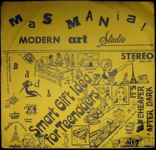 Modern Art Studio - Mas Mania! (1979)