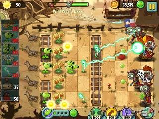Game plants vs zombies