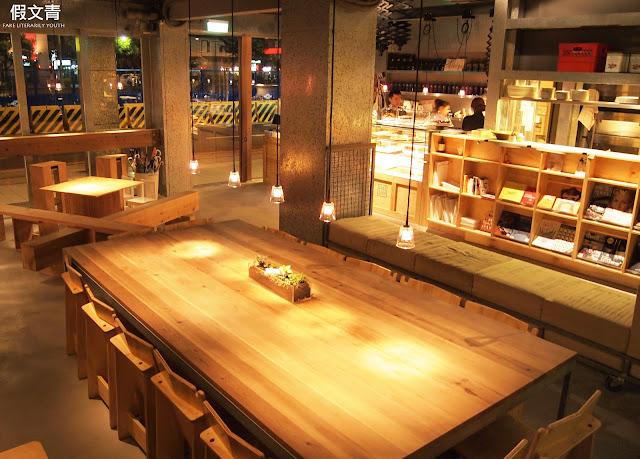 WOOLLOOMOOLOO(XY)(信義店):【咖啡店】台北信義 Woolloomooloo。工業美感設計風