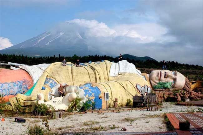 Parque de Los Viajes de Gulliver. Kawaguchi, Japón.