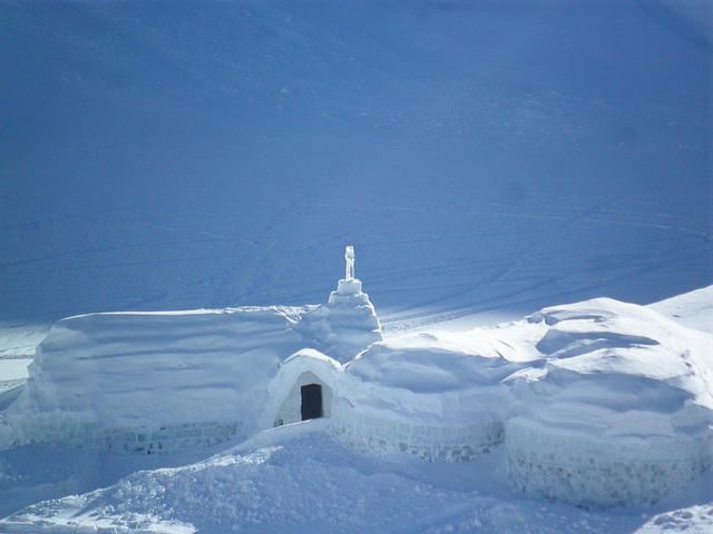 Ice Hotel Balea