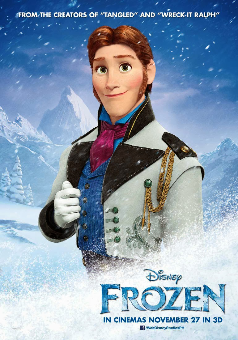 Anna (voice of Kristen