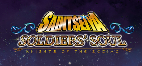 Saint Seiya: Soldiers Soul HD Cover