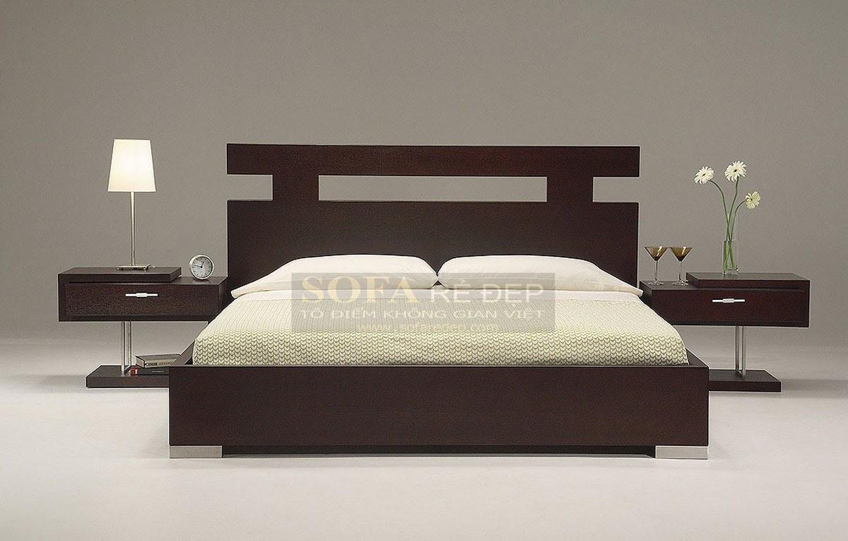 Giường ngủ GN003