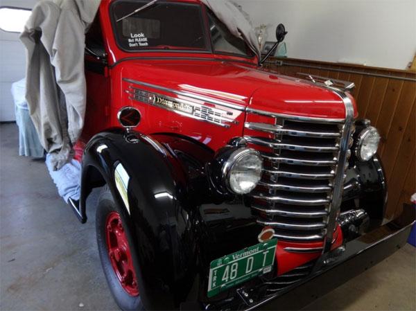 1948 Diamond T 201 Truck