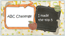 I made top 5 at ABC challenge