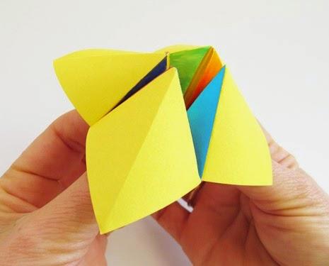 origami toy