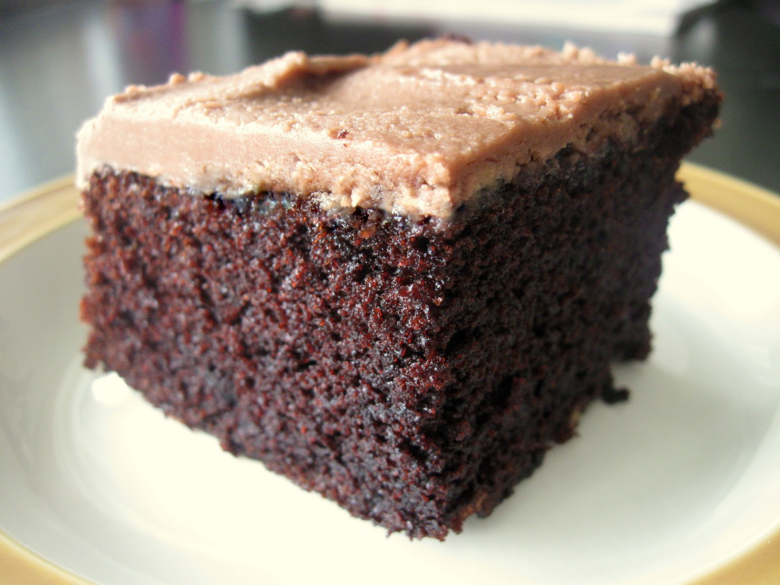 ... : Treat Bag Tuesday...er... Wednesday - Black Magic Chocolate Cake