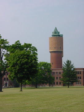 Asylum Water Tower