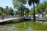 Passeig i jardins de Pereda de Santander
