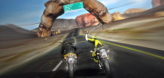 Road Redemption Alpha Gameplay