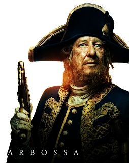 Renders 2 0 Geoffrey Rush In Pirates Of The Caribbean 4