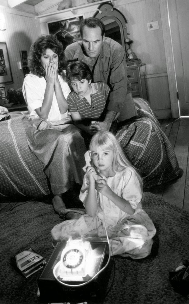 poltergeist behind the scenes