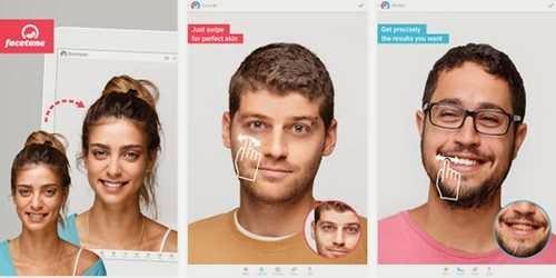 facetune aplikasi terbaik edit foto selfie android