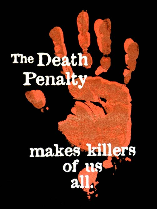 no more death penalty
