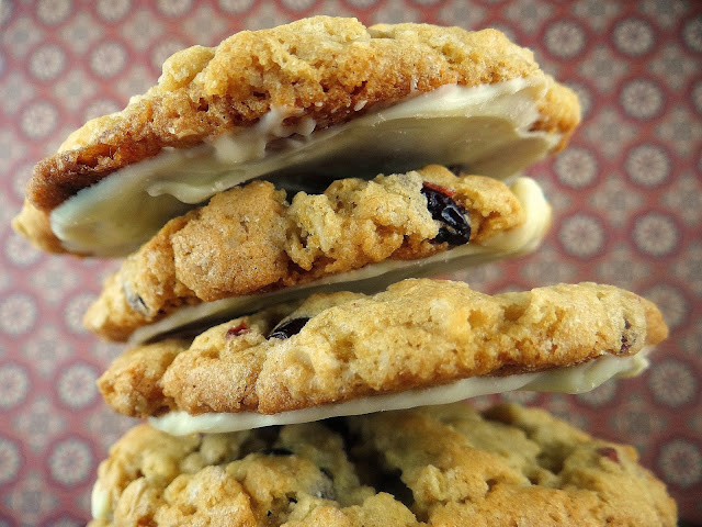 ... of Cookies ( + Oatmeal-Cranberry Cookies with White Chocolate Chunks