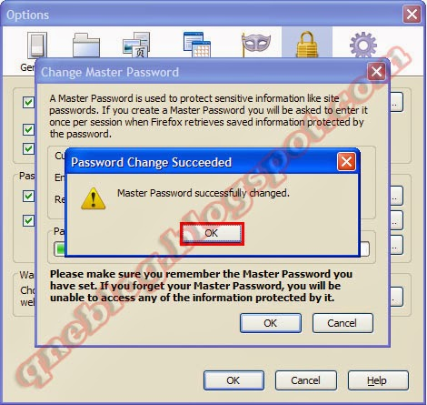 Protect From Viewing My Saved Passwords In Firefox