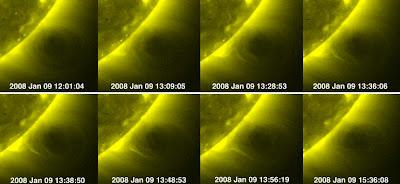 Penjelasan UFO di dekat matahari - blog misteri cerita tentang dunia